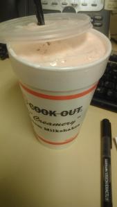Cookout Milkshake
