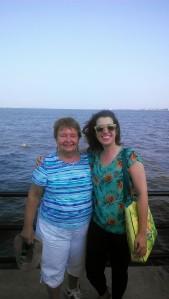 Barb and me